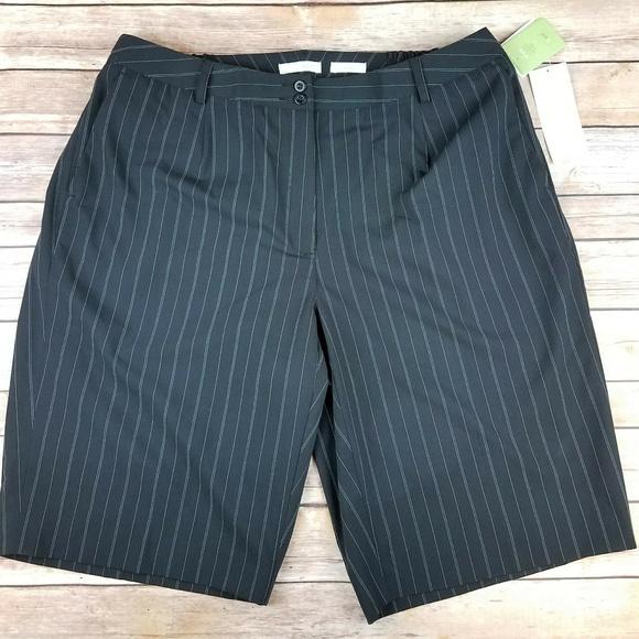 Liz Golf Audra Pants - Liz Golf Audra Womens Golf Shorts NWT Size 14W